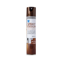 Γυαλιστικό Καθαριστικό Επίπλων Spray 300ml