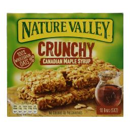 Μπάρες Δημητριακών Canadian Maple Syrup 5X42 gr