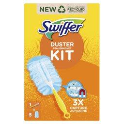 Πανάκια Καθαρισμού Duster Kit Λαβή + 5 Πανάκια 1 Τεμάχιο