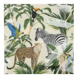 Χαρτοπετσέτες 3 Φύλλα Tropical Jungle 20 Τεμάχια