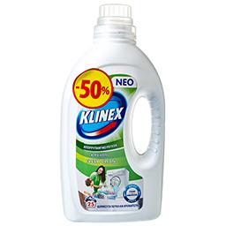 Υγρό Απορρυπαντικό Ρούχων Fresh Clean 25 Μεζ. 50% Έκπτωση