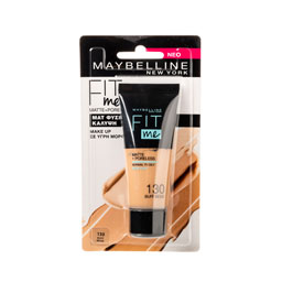 Make-up Fit Matte FDT 130  30 ml