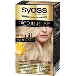 Βαφή Μαλλιών Oleo Intense 10.50 Κατάξανθο Σαντρέ 1 Τεμ.