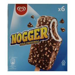 Παγωτό Ξυλάκι Nogger 6X67gr