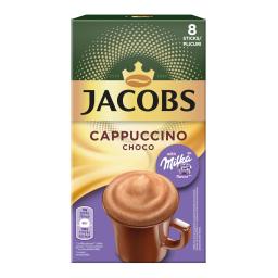 Στιγμιαίο Ρόφημα Cappuccino Milka 8 Τεμάχια