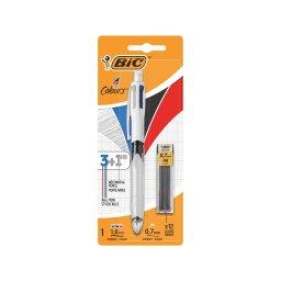 Στυλό 4 Colours 3+1 με Μηχανικό Μολύβι 1 Τεμάχιο