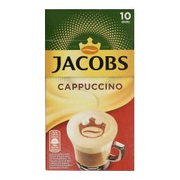 Στιγμιαίος Καφές Cappuccino 10 Τεμάχια