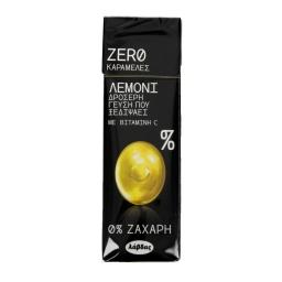 Καραμέλες ZERO ΛΕΜΟΝΙ 0% ΖΑΧΑΡΗ 32g