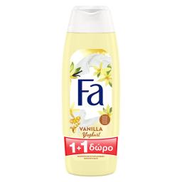 Αφρόλουτρο Vanilla Honey Yoghurt 750ml (1+1 Δώρο)