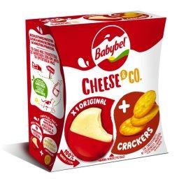 Σνακ Mini Babybel Cheese & Crackers 40g