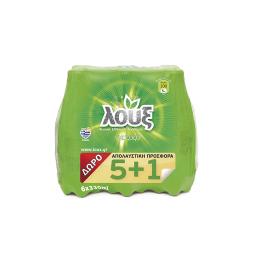 Αναψυκτικό Γκαζόζα Φιάλη 6 X 330ml (5+1 Δώρο)