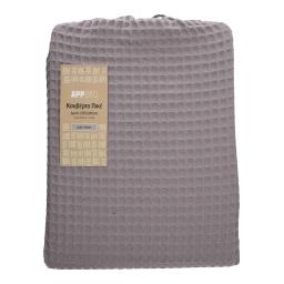 Κουβέρτα Πικέ Διπλή Μωβ 1 Τεμάχιο