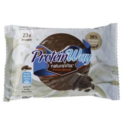 Μπισκότο Πρωτείνης 38% Protein Way Σοκολάτα 60g