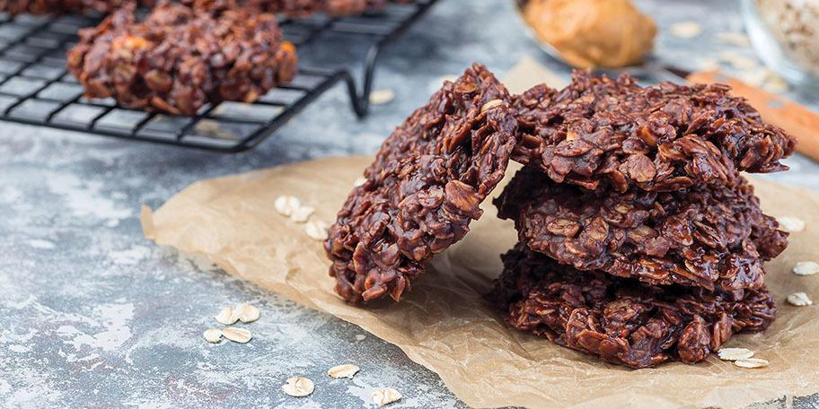 Τραγανά μπισκότα με QUAKER